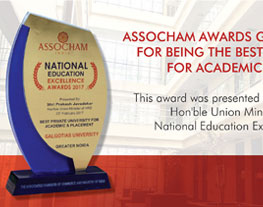 National Education Excellence Award 2017