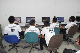 Galgotias Gaming Club