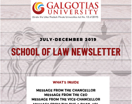 Newsletter July-Dec 2019